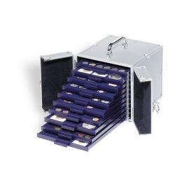 Leuchtturm CARGO S 10 érmetartó bőrönd