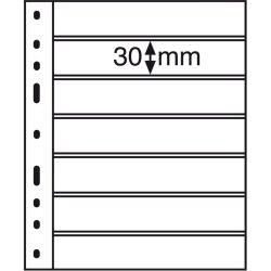 Leuchtturm OPTIMA lap 7 részes, fekete