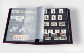 Leuchtturm BASIC album bélyegeknek A4 16 oldal