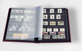Leuchtturm BASIC album bélyegeknek A4 32 oldal