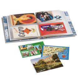 Jäger & Sammler album képeslapoknak 2-es