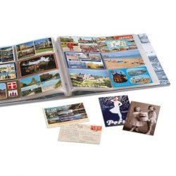 Jäger & Sammler album képeslapoknak 6-os