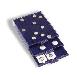 Leuchtturm SMART érmés dobozok (24-50 mm átmérő, különböző átmérő)
