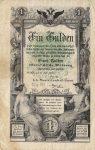 Magyarország 1866. 1 Gulden-F