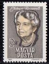 05.Magyarország-1964-Eleanor Roosevelt-UNC-Bélyeg