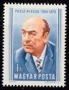 Magyarország-1974-Pablo Neruda-UNC-Bélyeg