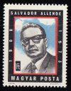 08.Magyarország-1974-Salvador Allende-UNC-Bélyeg