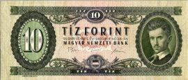 Magyarország 1975. 10 Forint-VF