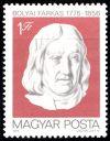 02.Magyarország-1975-Bolyai Farkas-UNC-Bélyeg