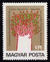 Magyarország-1975-Finnugor Kongresszus-UNC-Bélyeg