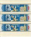Magyarország-1978 kisív-Prága-UNC-Bélyegek