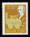 Magyarország-1981-George Stephenson-UNC-Bélyeg