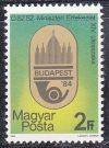 Magyarország-1984-OSZSZ Miniszteri Értekezlet-UNC-Bélyeg