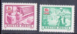 Magyarország-1985 sor-Képes Portó-UNC-Bélyegek