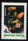 04.Magyarország-1986-Humanitás-UNC-Bélyeg