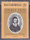 Magyarország-1992-Johannes Amos Comenius-UNC-Bélyegek