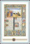 Magyarország-1993 blokk-Mátyás király Corvinus könyv-40Ft-UNC-Bélyeg