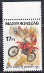 09.Magyarország-1993-Motocross VB-UNC-Bélyegek