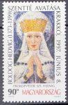 Magyarország-1997-Boldog Hedvig szentté avatása-UNC-Bélyeg