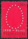 Magyarország-1998-Húsvét I-UNC-Bélyeg