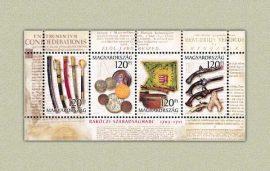 18.Magyarország-2003 blokk-A Rákóczi szabadságharc 300. évfordulója-UNC-Bélyeg