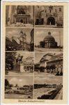 Képeslap-Székesfehérvár-Gárdony és Fenyvesi