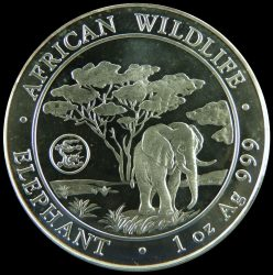 Szomália-2012-100 Shillings-Ezüst-Pénzérme