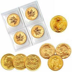Arany, ezüst, régi érmék